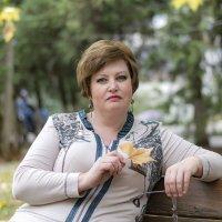 Подруга... :: Ирина Комолова