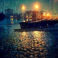 Мокрый вечер :: Lusi Almaz