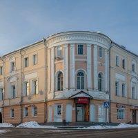 Рыбинск. Жилой дом на Волжской набережной :: Алексей Шаповалов Стерх