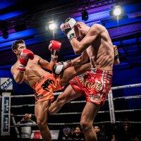 Kick-Boxing #set2 :: Konstantin Rohn