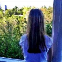 У окна :: Нина Корешкова