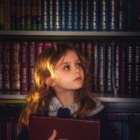 ... в библиотеке... :: Татьяна Полянская