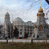 площадь Ильинские Ворота :: Сергей Лындин