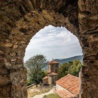 В монастыре Некреси, Кахетия :: Алекс