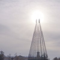 ТО солнца или звезду зажигают! :: Nikolay Svetin