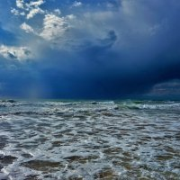 Лицо шторма... :: Sergey Gordoff