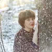 Мой зимний портрет :: Анжела Пасечник