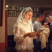 Крещение Павла :: Ирина Kачевская