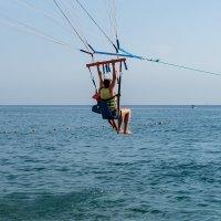 Развлечение на парашюте :: Игорь Сикорский