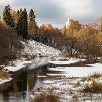 Первый снег :: Максим Ершов