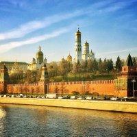 Московский Кремль :: Сергей Беличев