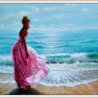 Девушка и море :: Vlad Сергиевич