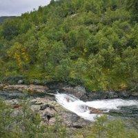 Горные реки Норвегии :: Татьяна Ларионова
