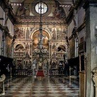 Venezia.Chiesa San Giorgio dei Grici. :: Игорь Олегович Кравченко