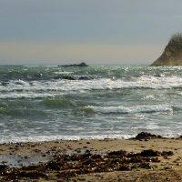 Ветер, волны, красота... :: Ирина Виниченко