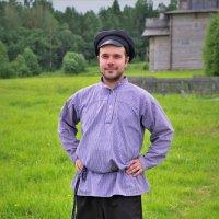 Кто здесь первый парень на деревне? :: Валерий Талашов