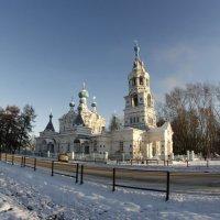Покровский храм. Кирс... :: Александр Широнин