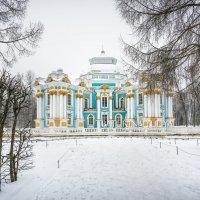 Павильон Эрмитаж :: Юлия Батурина