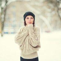 В Москву пришла зима... :: Alex Lipchansky