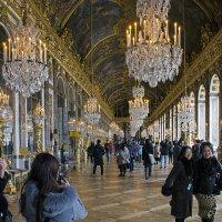 Во дворце Людовика XIV :: Alexandеr P