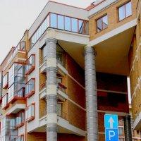 Дом на Озерковской набережной :: Надежд@ Шавенкова