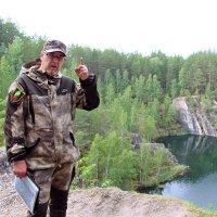 Лучший экскурсовод природного парка Бажовские места :: Елена Викторова
