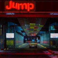 Прыжок :: Андрей Троицкий