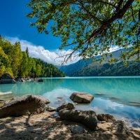 Озеро Жасылколь.Джунгарский Алатау. Казахстан. :: Dmitriy Sagurov