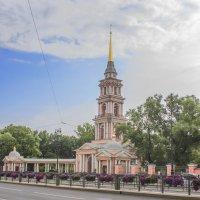 Колокольня Крестовоздвиженского казачьего собора. :: bajguz igor