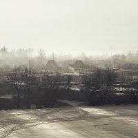 морозное утро :: Николай Матющенко