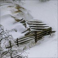 Зима с высоты :: Юрий Васильев