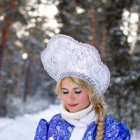 Снегурочка :: Алина Меркурьева