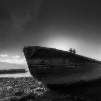 Старая баржа..... :: Константин Есипов
