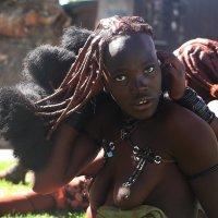 Намибия. Аборигены :: Jakob Gardok