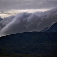 188. Царство камней и облаков. :: ВикТор Быстров