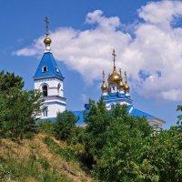 Св. Иверский женский монастырь :: Сергей Савченко