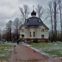 Наш светлый Храм в декабре... :: Sergey Gordoff