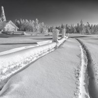Снежно :: Владимир Чуприков