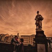 Evening romance in Florence :: Егор Писанко