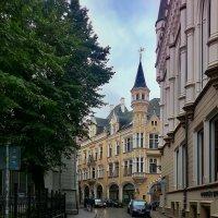 Доходный дом Большой гильдии. Рига. Латвия. :: Олег Кузовлев