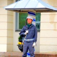 у президентского дворца  4 :: Сергей