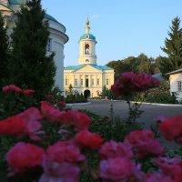 Екатерининский мужской монастырь :: ninell nikitina