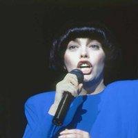 Мире́й Матьё (Mireille Mathieu), французская певица. :: Игорь Олегович Кравченко