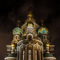 храм Спаса-на-крови :: Иван Синицарь