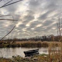 Осень , лодка... :: Владимир M