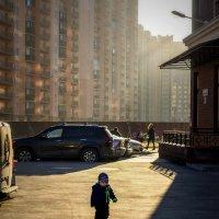 Топ, топ...топает малыш :: Юрий Велицкий