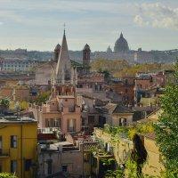 Купола и крыши Рима :: Olcen Len