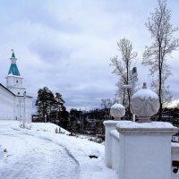 Воскресенский Новоиерусалимский ставропигиальный мужской монастырь :: Леонид leo