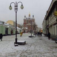 Городские зарисовки :: Андрей Лукьянов