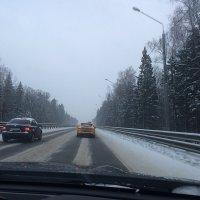 Как же приятно  быть  пассажиром ! :: Виталий Селиванов